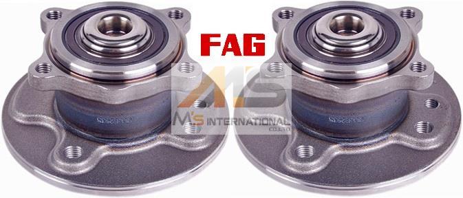 【M's】R50 R52 R53 BMW ミニ(2001y-2006y)FAG製・他 リア ハブベアリング 2個(左右)//MINI 純正OEM リアハブベアリング リヤ ホイールベアリング ホイールハブベアリング 右 左 右側 左側 ワン クーパー クーパーS 3341-6756-830 33416756830