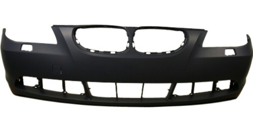 【M's】E60 BMW 5シリーズ(前期)純正品 フロントバンパー新品