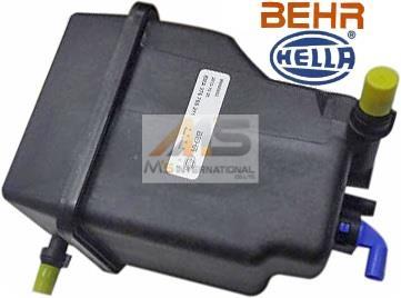 【M's】E53 BMW X5 4.4i_N62 4.8is(00y-07y)BEHR ラジエーターサブタンク//純正OEM エクスパンションタンク ラジエターサブタンク リザーバータンク リザーブタンク 1713-7501-959 17137501959