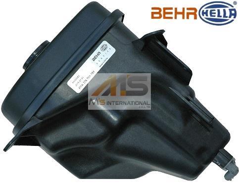 【M's】BMW E70 X5/E71 E72 X6(2007y-2013y)BEHR製・他 純正OEM ラジエターサブタンク//3.0d 3.0sd 3.0si 4.8i 30d 35d 50i M ラジエーターサブタンク エクスパンションタンク リザーバータンク リザーブタンク サブタンク 1713-7647-290 17137647290