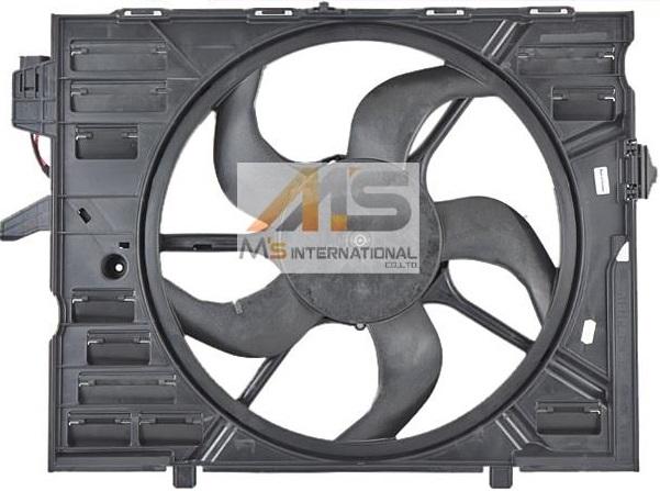 【M's】E60 E61 5シリーズ/E63 E64 6シリーズ BEHR_HELLA製・他 ラジエーター 電動ファン//BMW 純正OEM ラジエター アディショナルファン ブロアファンモーター 1742-7603-762 17427603762