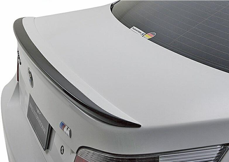 【M's】E60 BMW 5シリーズ(2004y-)WALD SPORTS LINE トランクスポイラー//FRP製 ヴァルド バルド スポーツライン エアロ ウイング セダン 525i 530i 540i 545i