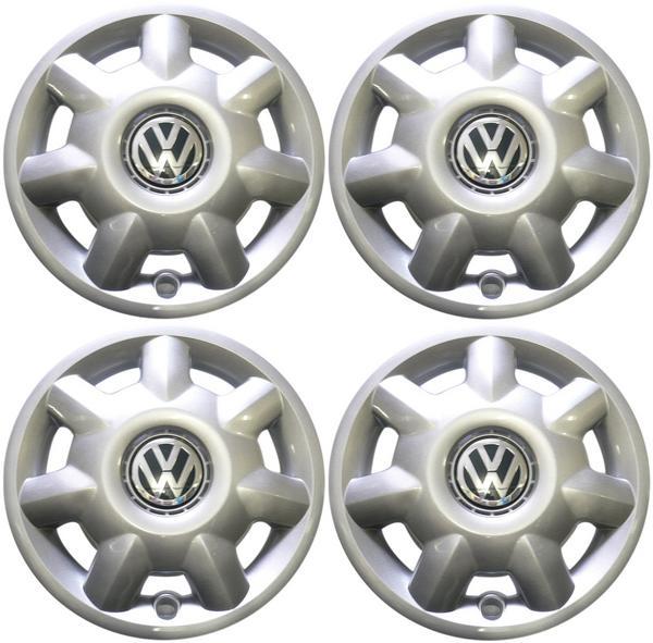 【M's】VW フォルクスワーゲン ゴルフ3(GOLF3)ヴェント/純正品 ホイールカバー(1台分/4枚)新品