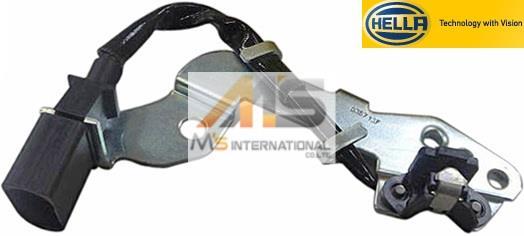 【M's】アウディ A3 S3(8L) A4(B5) カムシャフトセンサー//AUDI 純正OEM カムシャフトポジションセンサー 06A-905-161B 06A905161B