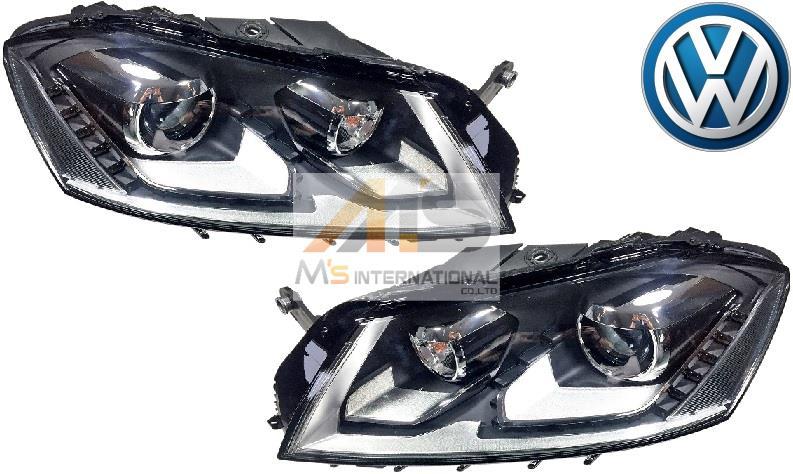 【M's】VW パサート 3C/B7(2011y-)純正品 キセノン ヘッドライト(左右)//正規品 Passat HID キセノンライト フォルクスワーゲン VOLKSWAGEN 3AC-941-753 3AC-941-754 3AC941753 3AC941754