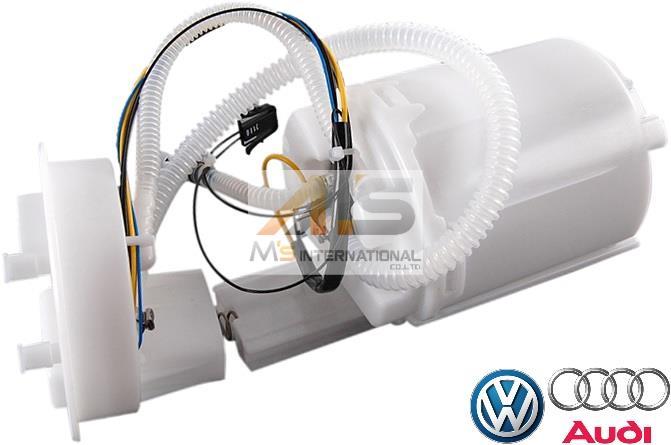 【M's】VW ニュービートル(9C/1Y) ゴルフ4 ボーラ(1J) ルポ(6X/6E) シャラン(7M) 純正品 フューエルポンプ//正規品 燃料ポンプ ガソリンポンプ フォルクスワーゲン 1J0-919-087G 1J0919087G