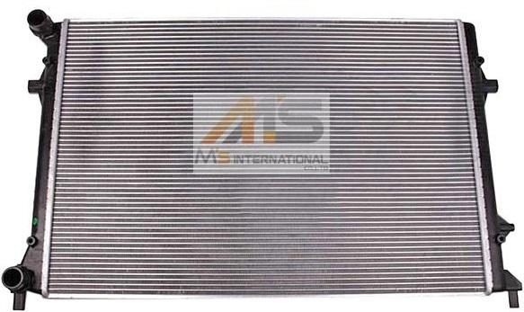 【M's】アウディ A3(8P) TT(8J)NISSENS製 ラジエーター//AUDI ラジエター 5K0-121-253F 5K0121253F