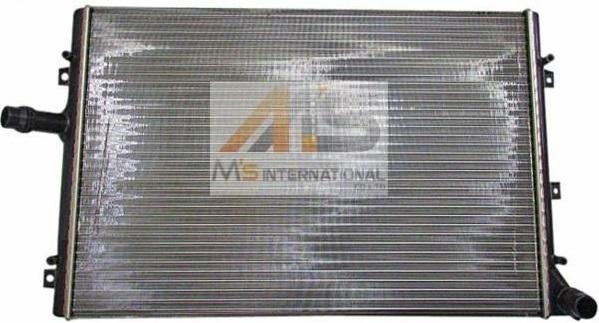 【M's】アウディ A3/S3(09y-13y)/TT/TTS (11y-14y)BEHR製 ラジエーター/純正OEM ラジエター AUDI 1K0-121-251DM 1K0121251DM
