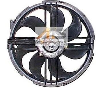 【M's】VW ポロ(6N)/ルポ(6E/6X)純正品ラジエター 電動ファン//正規品 ラジエーター ブロアファンモーター アディショナルファン フォルクスワーゲン 6N0-959-453P 6N0959453P