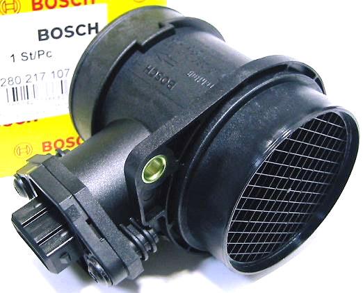【M's】ボルボ VOLVO 850 V70 S70/BOSCH製 ボッシュ製 エアマスセンサー エアフロセンサー エアマスメーター エアフロメーター エアマス エアフロ新品(品番:0280-217-107)