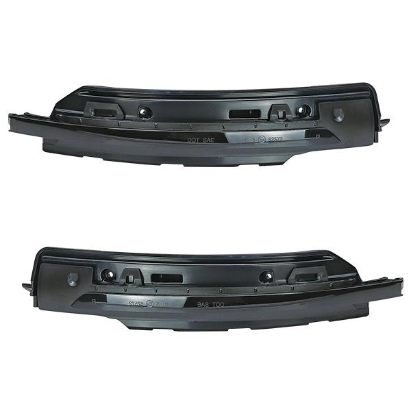 【M's】ポルシェ マカン 95B(14y-)MAX-シーケンシャル LEDドアミラー ウィンカー左右//317341 社外品 流れるウィンカー PORSCHE Macan