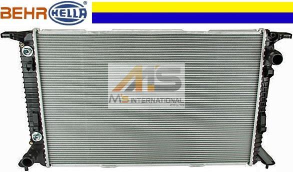 【M's】アウディ A5/S5(2008y-2011y) RS5(2010y-)BEHR製・他 ラジエーター/純正OEM ラジエター AUDI 8K0-121-251AB 8K0121251AB