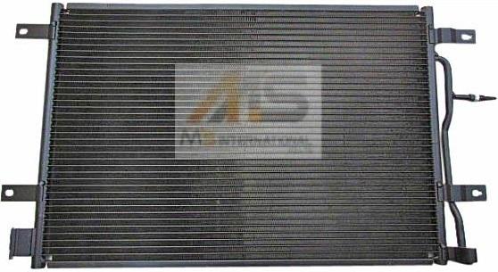 【M's】アウディ A4 S4 アバント クワトロ(05y-08y)ACコンデンサー/カブリオレ(07y-09y)//Avant quattro AUDI 8E-260-403T 8E260403T BEHR製 純正OEM エアコンコンデンサー エムズ 新品