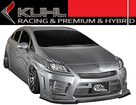 【M's】 プリウス ZVW30 フロントバンパー KUHL RACING & HYBRID Ver.1 エアロ // クール レーシング & ハイブリッド カスタム フロント F スポイラー PRIUS TOYOTA 新品 トヨタ