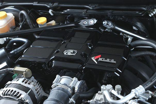【M's】トヨタ 86(ZN6)Kuhl RACING製 エンジンカバー ハードエンブレム (ブラックメタリック) // TOYOTA クールレーシング 社外品 黒 BK 高品質 KUHL エムズ 大人気 新品