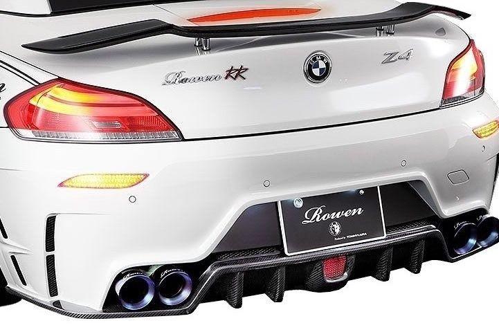 人気定番の 【M's スポイラー】 BMW LM25 E89 Z4 リア ウイング / LL20 ROWEN/ロエン エアロ // LL20 LM25 LM30 LM35 / 23i 35i 20i 35is sDrive / 1B001W00 FRP 素地 / リヤ トランク スポイラー, 湯津上村:33cb8a7e --- irecyclecampaign.org