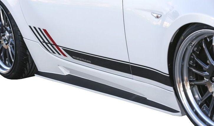 【M's】マツダ ロードスター ND5-GT サイドステップ KUHL RACING エアロ // S スポイラー / クール レーシング / MAZDA ROADSTER ND5