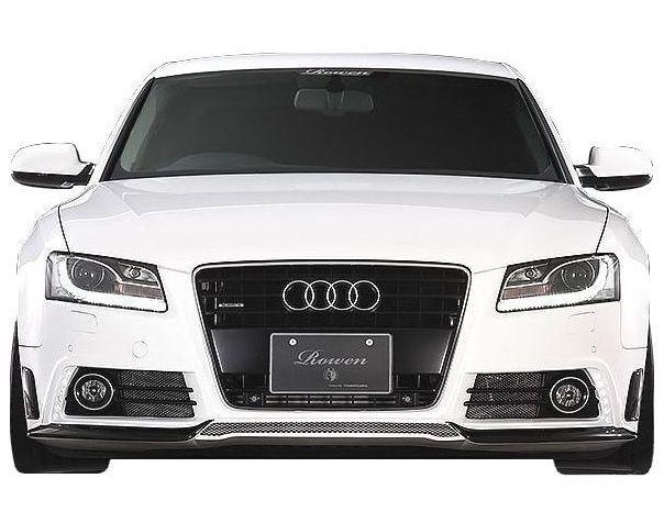 手数料安い 【M's】 A5 アウディ A5 スポーツバック 前期 1A003A10 (H22.1-H23.12) フロント // バンパー (LEDスポットランプ付) ROWEN / ロウェン エアロ // Audi A5 SPORTBACK ABA-8T 1A003A10, リュウガサキシ:77d6291c --- avpwingsandwheels.com