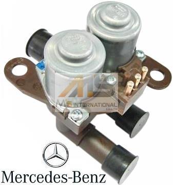 【M's】W208 ベンツ AMG CLKクラス(97y-02y)純正品 ヒーターバルブ//ウォーターバルブ C208 A208 CLK200 CLK320 CLK55 001-830-3484 0018303484