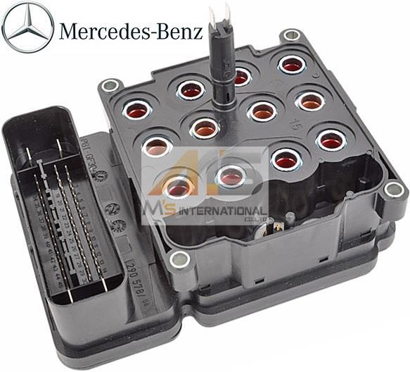 【M's】W216 ベンツ AMG CLクラス 後期(09y-)純正品 ESPコントロールユニット//正規品 ESPユニット C216 CL500 CL550 CL600 CL63 CL65 221-545-9332 221-540-9401 2215459332 2215409401