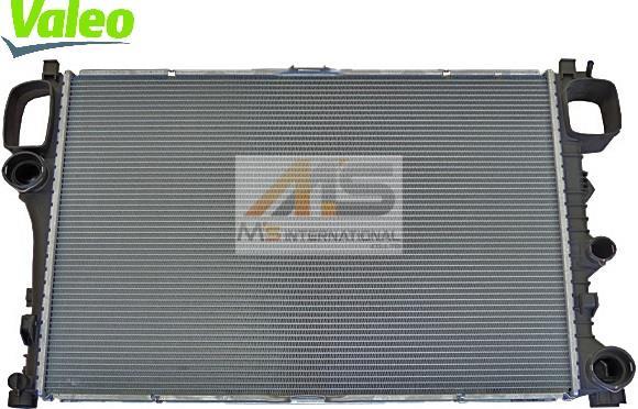 【M's】W221 S550 S600 S63 後期用(2009y-2013y)VALEO製 ラジエーター//純正OEM ラジエター バレオ ヴァレオ ベンツ AMG Sクラス 221-500-3203 2215003203