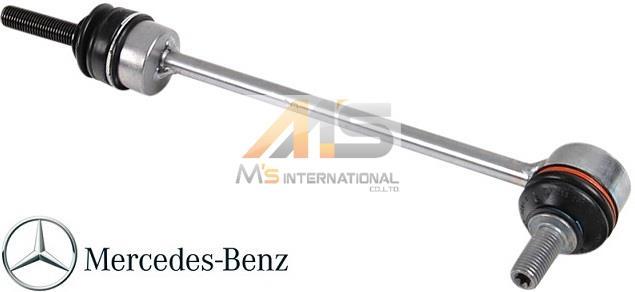 【M's】W221 ベンツ AMG Sクラス(2005y-2013y)純正品 フロント スタビリンクロッド(左側)//正規品 左前 スタビライザーリンクロッド コネクティングロッド S350 S400 S500 S550 S600 S63 S65 221-320-0189 2213200189