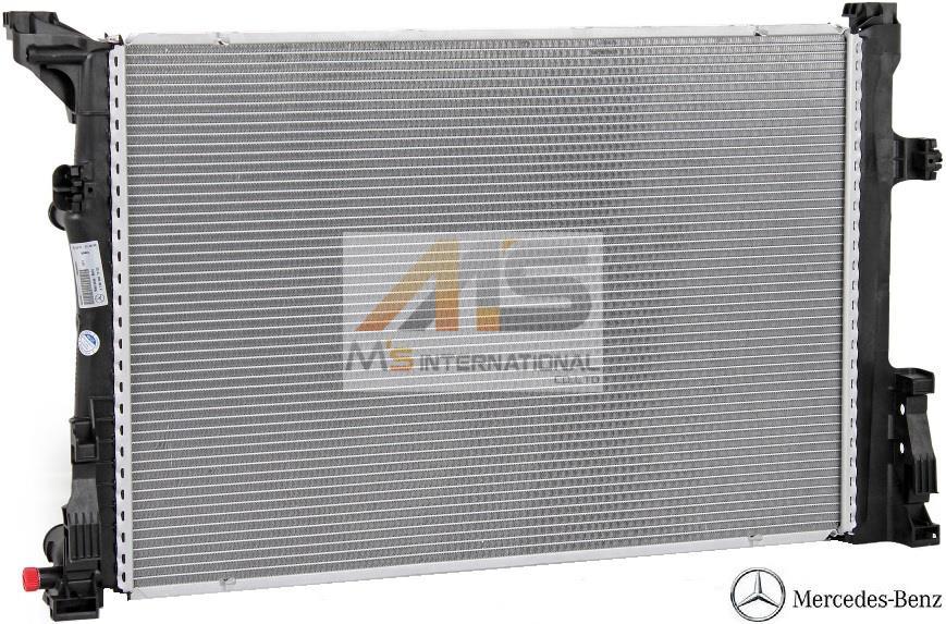 【M's】W117 C117 CLAクラス/X156 GLAクラス(直4/M270)BEHR製 ラジエーター//純正OEM ラジエター ベンツ CLA180 GLA180 246-500-1303 2465001303