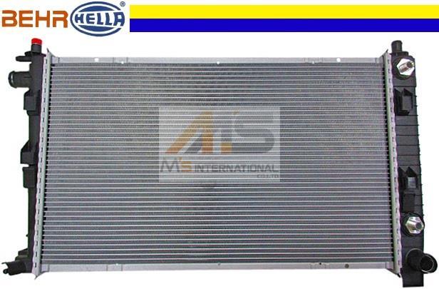 【M's】W168 ベンツ Aクラス(1997y-2005y)BEHR_HELLA社製 ラジエーター//純正OEM ラジエター A168 A160 A190 A210 168-500-1602 1685001602