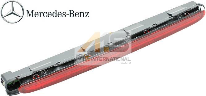 【M's】W211 ベンツ AMG Eクラス 前期(02y-06y)純正品 ハイマウントストップランプ//正規品 セダン トランクランプ E240 E280 E320 E350 E500 E55 211-820-1556 2118201556