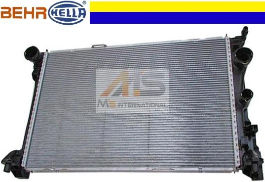 R172奔驰SLK等级(2011y-)BEHR_HELLA制造冷却器//纯正代工生产SLK200 SLK250 099-500-6203 0995006203 rajieta