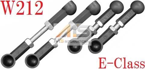 【M's】W212 ベンツ Eクラス(4輪エアサス用)ロワリングキット//社外品 ロアリングキット 1台分 前後 2650