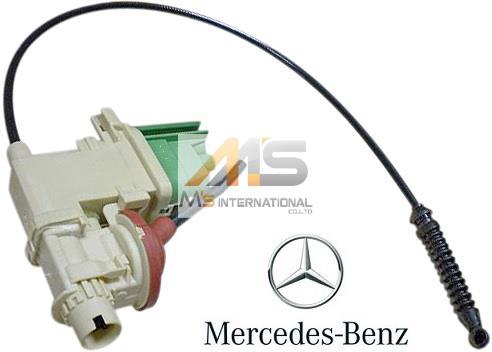 【M's】W124 W140 R129 ベンツ V8/M119(1992y-1995y)純正品 キックダウンケーブル(722.3型)//A/Tコントロールワイヤー Eクラス 400E E420 500E E500 Sクラス 400SE 400SEL S420 500SEL S500 500SEC SLクラス 500SL SL500 140-270-0573 1402700573