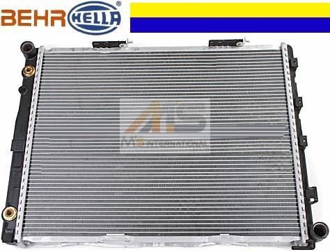 【M's】W124 ベンツ E500 500E E400 E420 400E(V8)BEHR製 ラジエーター//純正OEM ラジエター M119エンジン 124-500-1402 1245001402 124-500-0302 1245000302