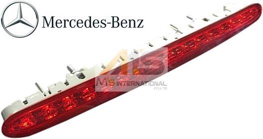 【M's】R231 ベンツ AMG SLクラス(11y‐)純正品 LED ハイマウントストップランプ//正規品 SL350 SL400 SL550 SL63 SL65 231-820-0056 2318200056