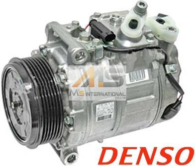 【M's】R230 ベンツ AMG SLクラス(ABC/油圧サス車専用)DENSO製 エアコンコンプレッサー//純正OEM デンソー ACコンプレッサー A/Cコンプレッサー C230 SL350 SL500 SL550 SL55 001-230-0211 0012300211 001-230-1811 0012301811