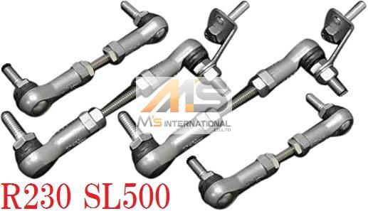 【M's】R230 ベンツ SL500(2001y-2011y)用 ロワリングキット//社外品 C230 SLクラス V8 ロアリングキット ローダウン 0149