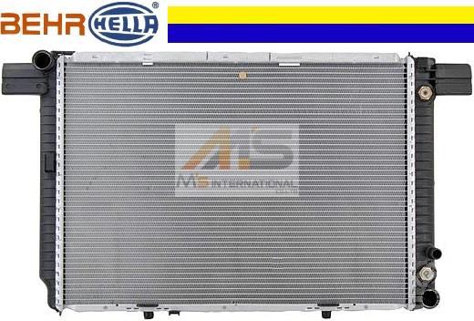 【M's】R129 ベンツ SL500 500SL(V8/M119)BEHR製・他 ラジエーター//純正OEM ラジエター C129 SLクラス 129-500-0103 1295000103 8MK376.711-181 8MK376711181