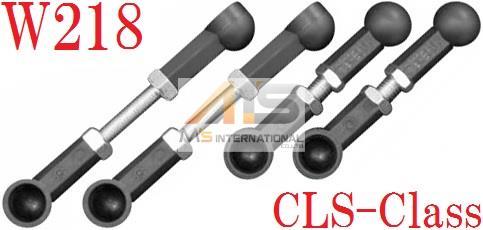 【M's】W218 ベンツ CLSクラス(4輪エアサス用)ロワリングキット//社外品 ロアリングキット 1台分 前後 2650