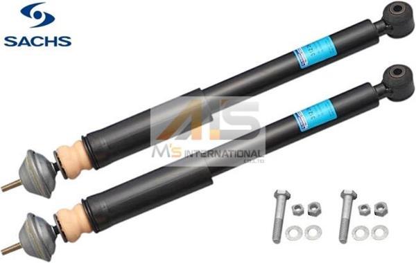【M's】W140 C140 ベンツ Sクラス/CLクラス(91y-98y)SACHS製 フロントショック アブソーバー(左右)//純正OEM ザックス ダンパー ショック 140-320-0930 1403200930 312-264 312264