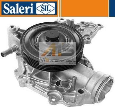 【M's】W219 ベンツ CLS350 V6(M272)SIL製 ウォーターポンプ(ガスケット付)//社外品 C219 CLSクラス 272-200-1001 2722001001 PA1421