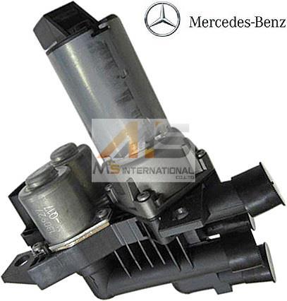 【M's】W220 ベンツ AMG Sクラス(98y-05y)純正品 ヒーターバルブ//正規品 S320 S350 S430 S500 S600 S55 S65 220-830-0084 2208300084
