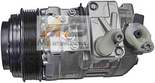 【M's】W210 ベンツ AMG Eクラス(96y-02y)シンリン製 エアコンコンプレッサー//純正OEM ACコンプレッサー S210 E230 E240 E320 E420 E430 E50 E55 000-230-7011 0002307011