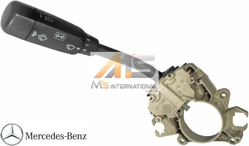 【M's】W463 ベンツ AMG Gクラス/ゲレンデ(-2002y)純正品 ウィンカーレバー//コンビネーションスイッチ ウィンカースイッチ ターンシグナルスイッチ 203-545-0010-7C45 20354500107C45