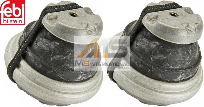 <title>M's R230 人気商品 ベンツ AMG SL600 SL65 V12 フロント エンジンマウント 2個 FEBI製 他 社外品 C230 SLクラス 220-240-0917 2202400917</title>