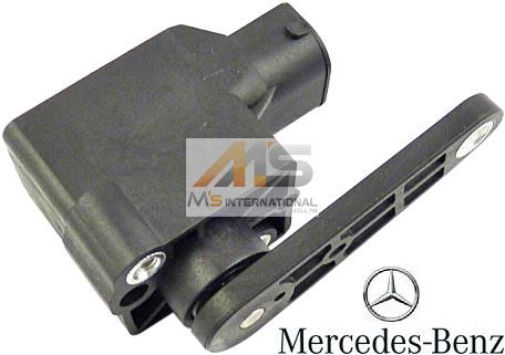 【M's】W163 ベンツ AMG Mクラス(1997y-2005y)純正品 ハイトレベルセンサー(1個)//正規品 センダーユニット ターニングアングルセンサー ヘッドライト光軸調整センサー エアサスセンサー MLクラス ML270 ML320 ML350 ML430 ML55 010-542-7717 0105427717