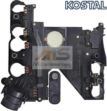 【M's】ベンツ AMG W163 Mクラス/W463 Gクラス/W639 Vクラス KOSTAL製 722.6系 電子制御式5速AT用 ATコンダクタープレート//純正OEM コスタル ATミッション エレクトリックプレート V350 ML270 ML320 ML350 ML430 ML500 ML55 G320 G500 G36 G55 140-270-1161 1402701161