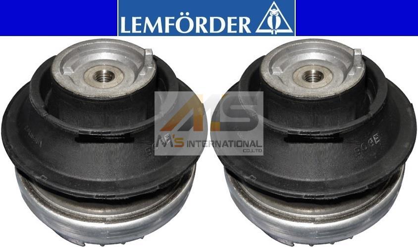 【M's】R230 SL350/R171 SLK200 LEMFORDER製・他 エンジンマウント 左右(2個)//純正OEM ベンツ SLクラス SLKクラス ラバーマウント レムフォーダー 211-240-2617 2112402617