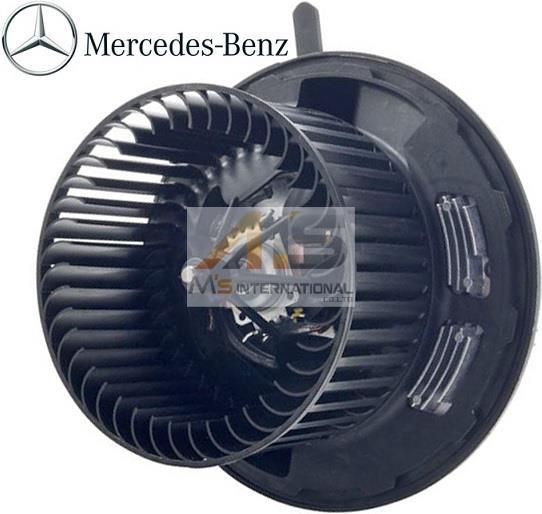 【M's】W245 ベンツ Bクラス(2005y-2011y)純正品 エアコン ブロアモーター//正規品 B170 B180 B200 AC A/C ブロワモーター ブロアファン ブロワファン 169-820-1342 1698201342