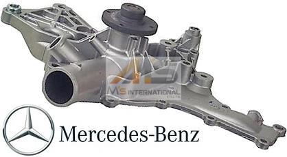 【M's】AMG W220 S55/W215 CL55(M113/V8)純正品 ウォーターポンプ(ガスケット付)//正規品 コンプレッサー Sクラス CLクラス 113-200-0101 1132000101
