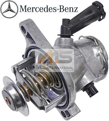 【M's】AMG R230 SL63 SLクラス(M156)/W197 R197 SLS AMG(M159)純正品 サーモスタット//正規品 C230 156-203-0475 1562030475 156-203-0275 1562030275